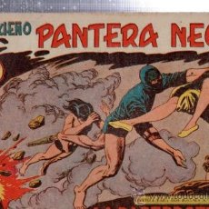 Tebeos: TEBEO PEQUEÑO PANTERA NEGRA, Nº 156, LA SACERDOTISA, MAGA, VALENCIA. Lote 33098699