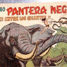 Tebeos: TEBEO PEQUEÑO PANTERA NEGRA, Nº 154, GIGANTES ENTRE LOS GIGANTES, MAGA, VALENCIA. Lote 33098727