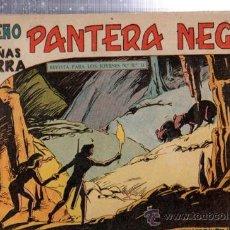 Tebeos: TEBEO PEQUEÑO PANTERA NEGRA, Nº 153, EN LAS ENTRAÑAS DE LA TIERRA, MAGA, VALENCIA. Lote 33098731