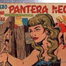 Tebeos: TEBEO PEQUEÑO PANTERA NEGRA, Nº 151, EL REINO DE LOS GIGANTES, MAGA, VALENCIA. Lote 33098738
