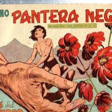 Tebeos: TEBEO PEQUEÑO PANTERA NEGRA, Nº 150, EL VALLE DEL MISTERIO, MAGA, VALENCIA. Lote 33098741
