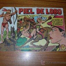 Tebeos: PIEL DE LOBO Nº 49 DE MAGA. Lote 33238580