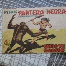 Tebeos: PEQUEÑO PANTERA NEGRA N 224. Lote 33284807