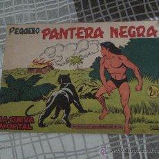 Tebeos: PEQUEÑO PANTERA NEGRA N 193. Lote 33333580
