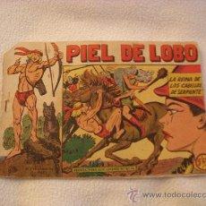 Tebeos: PIEL DE LOBO Nº 49, EDITORIAL MAGA. Lote 33375589
