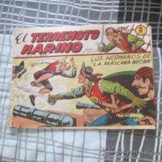 Tebeos: EL TERREMOTO MARINO N 5. Lote 33403037