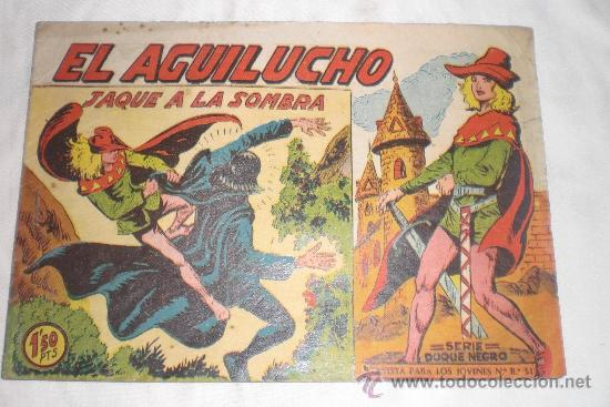 EL AGUILUCHO Nº 28 (Tebeos y Comics - Maga - Otros)