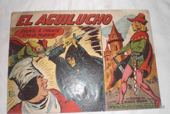 EL AGUILUCHO Nº 23 (Tebeos y Comics - Maga - Otros)
