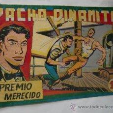 Tebeos: PACHO DINAMITA Nº 138 ULTIMO DE LA COLECCION ORIGINAL. Lote 33682695