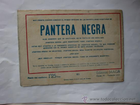 Tebeos: PACHO DINAMITA Nº 74 -115-119 ORIGINAL - Foto 5 - 33682737