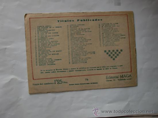 Tebeos: PACHO DINAMITA Nº 74 -115-119 ORIGINAL - Foto 3 - 33682737
