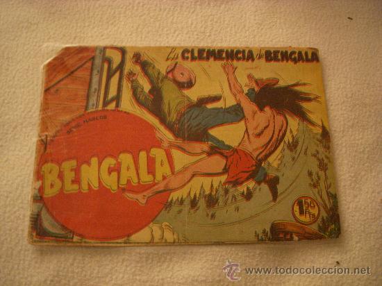 BENGALA Nº 29, EDITORIAL MAGA (Tebeos y Comics - Maga - Bengala)