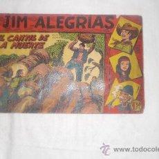 Tebeos: JIM ALEGRIAS Nº 4. Lote 33816534