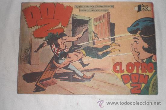 DON Z Nº 34 (Tebeos y Comics - Maga - Otros)