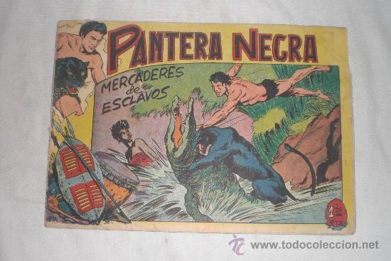 PANTERA NEGRA Nº 17 (Tebeos y Comics - Maga - Pantera Negra)