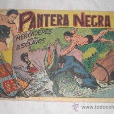 Tebeos: PANTERA NEGRA Nº 17. Lote 34097026
