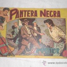 Tebeos: PANTERA NEGRA Nº 28. Lote 34097494