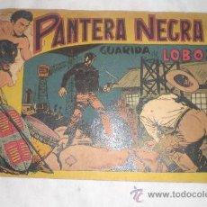 Tebeos: PANTERA NEGRA Nº 30. Lote 34097591