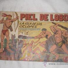 Tebeos: PIEL DE LOBO Nº 30. Lote 34177403