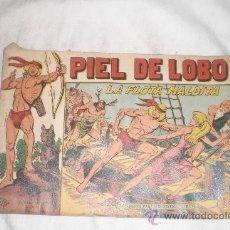 Tebeos: PIEL DE LOBO Nº 29. Lote 34177420