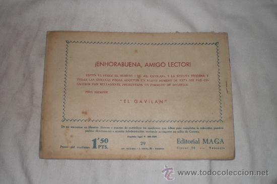 Tebeos: PIEL DE LOBO Nº 29 - Foto 2 - 34177420