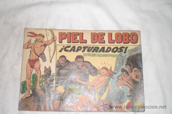 PIEL DE LOBO Nº 28 (Tebeos y Comics - Maga - Piel de Lobo)