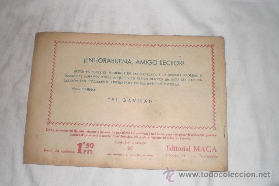 Tebeos: PIEL DE LOBO Nº 28 - Foto 2 - 34177439