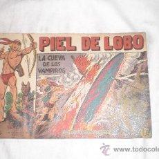 Tebeos: PIEL DE LOBO Nº 27. Lote 34177463