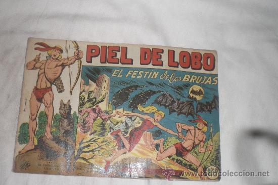 PIEL DE LOBO Nº 26 (Tebeos y Comics - Maga - Piel de Lobo)