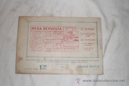 Tebeos: PIEL DE LOBO Nº 26 - Foto 2 - 34177474