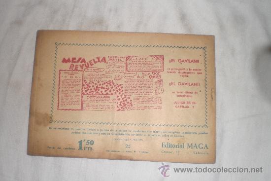 Tebeos: PIEL DE LOBO Nº 25 - Foto 2 - 34177505