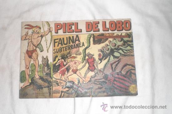 PIEL DE LOBO Nº 24 (Tebeos y Comics - Maga - Piel de Lobo)