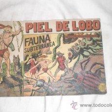 Tebeos: PIEL DE LOBO Nº 24. Lote 34177531