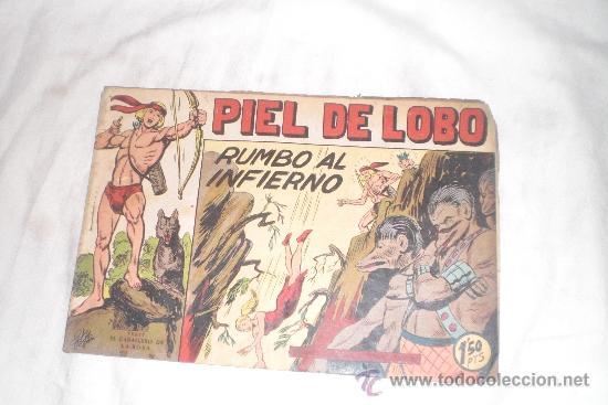 PIEL DE LOBO Nº 23 (Tebeos y Comics - Maga - Piel de Lobo)