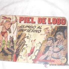 Tebeos: PIEL DE LOBO Nº 23. Lote 34177552