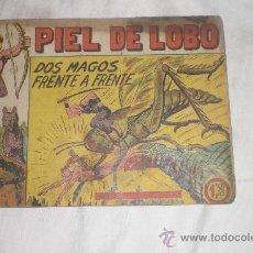 Tebeos: PIEL DE LOBO Nº 22. Lote 34177581