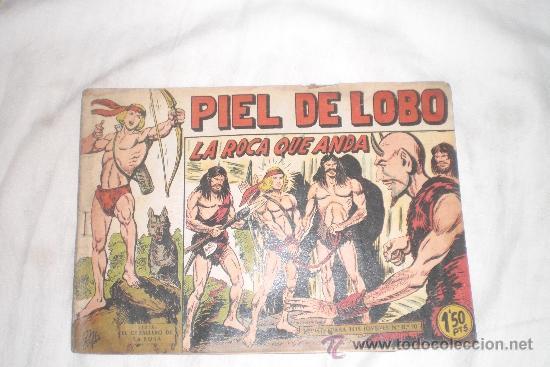 PIEL DE LOBO Nº 20 (Tebeos y Comics - Maga - Piel de Lobo)