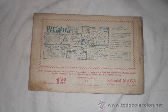 Tebeos: PIEL DE LOBO Nº 20 - Foto 2 - 34177648