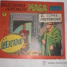 Tebeos: SELECCIONES JUVENILES MAGA Nº 20. Lote 34218590