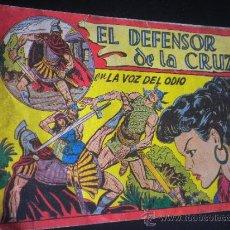 Tebeos: EL DEFENSOR DE LA CRUZ MAGA NUMERO 27. Lote 34245885