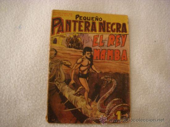 PEQUEÑO PANTERA NEGRA Nº 83, EDITORIAL MAGA (Tebeos y Comics - Maga - Pantera Negra)