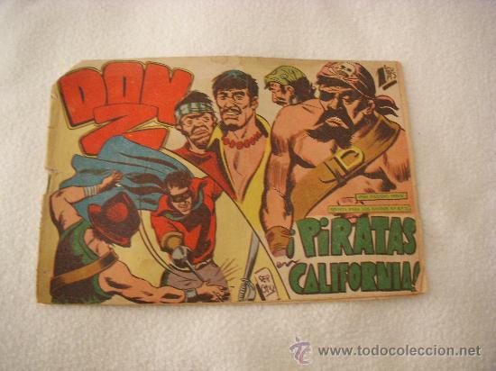 DON Z Nº 47, EDITORIAL MAGA (Tebeos y Comics - Maga - Don Z)