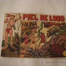 Tebeos: PIEL DE LOBO Nº 24, EDITORIAL MAGA. Lote 34295412