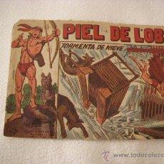 Tebeos: PIEL DE LOBO Nº 32, EDITORIAL MAGA. Lote 34295440