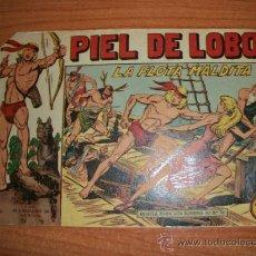 Tebeos: PIEL DE LOBO Nº 29 EDITORIAL MAGA ORIGINAL . Lote 35002780