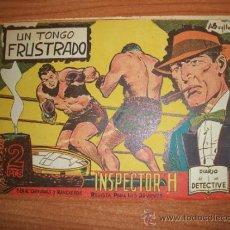 Livros de Banda Desenhada: INSPECTOR H Nº 21 ORIGINAL EDITORIAL MAGA . Lote 35120190