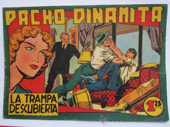 PACHO DINAMITA , NUMERO 65 , EDITORIAL BRUGUERA (Tebeos y Comics - Maga - Pacho Dinamita)