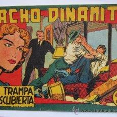 Tebeos: PACHO DINAMITA , NUMERO 65 , EDITORIAL BRUGUERA. Lote 34859611