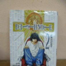Tebeos: DEATH NOTE Nº 2 DE TSUGUMI OHBA Y TAKESHI OBATA EDITORIAL GLENAT 2006 . Lote 34851976