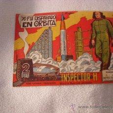 Livros de Banda Desenhada: INPECTOR H Nº 19, EDITORIAL MAGA. Lote 34984116